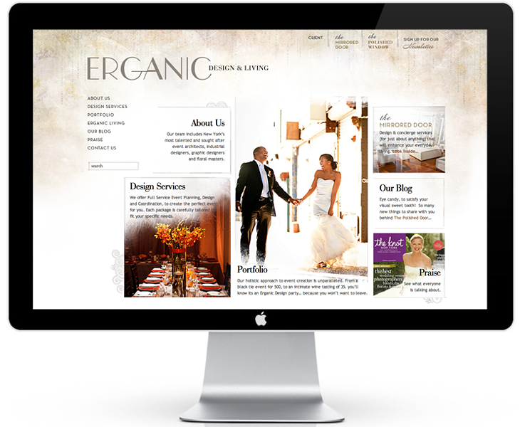 Erganic Design & Living